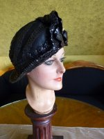 18 antique Jean Patou Hat 1920
