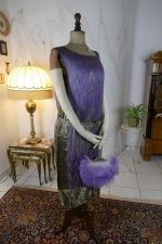 32 antique BABANI evening dress 1925