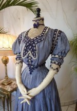 1 antique dress 1901