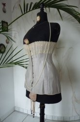 antique corset HB