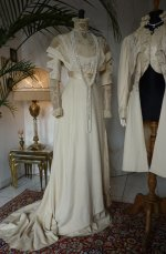 5 antique dress