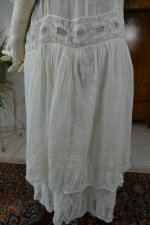 21 antique tea gown 1926