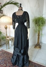 21 antikes Abendkleid 1909