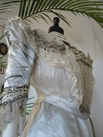 11 antique ball dress
