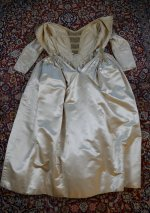 36 antique wedding dress 1845