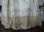 46 romantic period wedding gown 1835