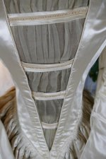 10 antique wedding dress 1845
