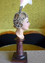 26 antique headpiece 1920