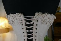 14 antique Corset Fibrogene 1912