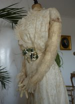 32 antique bridal gown