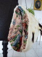 15 antique ermine cape