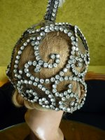 24a antique headpiece 1920
