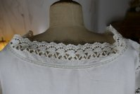 7 antique nightgown 1900
