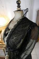 16 antique evening dress 1915