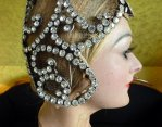 29 antique headpiece 1920