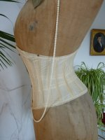 16c antique underbust corset 1900