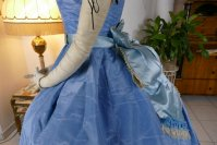 36 antique ball gown 1864