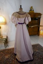 16 antique Altman ball gown 1894