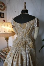 53 antique court dress 188