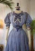 4 antique dress 1901
