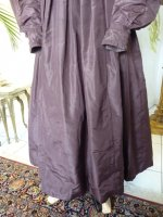 8antique romantic period gown 1837