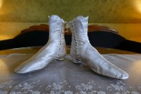 5 antique HOBBS Wedding Boots 1860