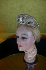 6 antique tiara 1910