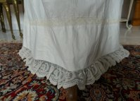 4 antique underskirt 1905