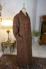 27 antique Mens dressing coat 1865