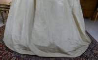 19 antique ball gown 1859