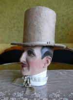 6 antique top Hat 1845