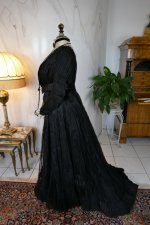 13 antique afternoon dress 1907