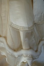 27 antique wedding dress 1876