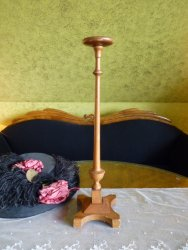 antique hat stand 1900
