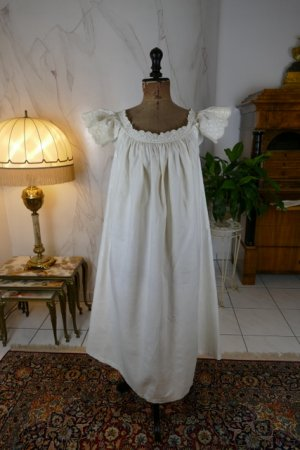 antique camisole 1860