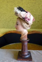 10 antique hat 1900