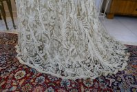 25 antique ALTMANN Battenburg lace dress 1904