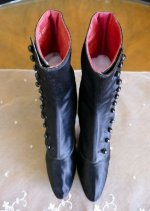 32 antique Facundo Garcia button boots 1879