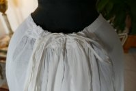 11 antique petticoat 1908