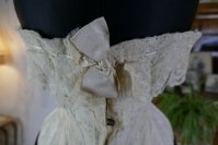 1 antique silk corset 1901