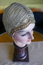 19 antique cloche 1924