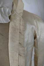 40 antique rococo wedding coat 1740