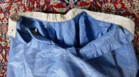 214 antique ball gown 1864