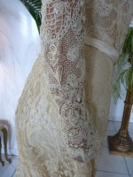 45 antique reception gown 1901