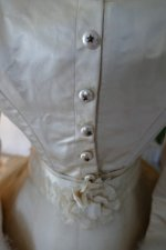 6 antique wedding dress 1876