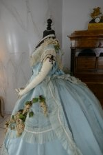 20 antique victorian ball gown 1859