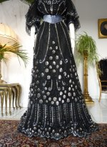 20 antique ball gown 1904