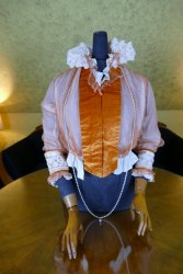 antique blouse 1911