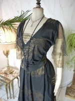 4 antique evening dress 1913