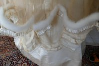 49 antique wedding dress 1876